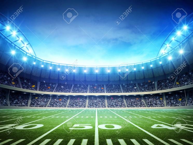 33283620-American-football-stadium-Stock-Photo